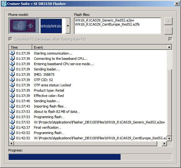 w880i sony ericsson software
