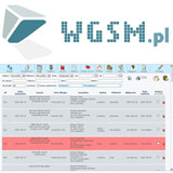 WGSM - service point maintenance application