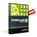 Update pack for MOBILedit! Forensic - PROMOTION