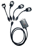 Samsung 4-in-1 Data cable set