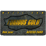 Access to furious-gold.com - account reactivation