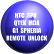 HTC SPV MDA G1 remote unlock via IMEI - also HTC Desire