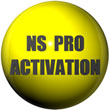 NS Pro activation NSPro