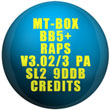 Credits for MT-BOX BB5+ RAPS V3.02/3 PA SL2 9DDB 10 phones