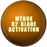 R2-Blade activation for MT-BOX