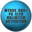 MT-BOX BB5+ PA SL20 / DCT4+ UNLIMITED 9DDB activation
