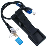 Alcatel RJ45 PRO cable for UNIFBUS GPGUFC with holder