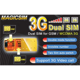 Universal dual sim adapter Magic Sim 28th generation (no cut - A) MagicSim