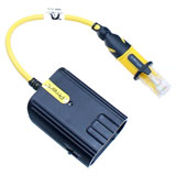 Nokia cable converter / adapter with resistor switch - RJ45 to RJ48 for MT-Box Genie Universal