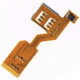 Dual sim adapter - no cut B