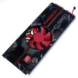Cooling unit XFX ATI Radeon HD5830 HD 5850 HD 5870 53mm