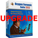Upgrade Oxygen Forensic Suite 2015 Standard do Analyst