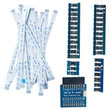 Jigs Flex JPIN JTAG Molex Flex cable smart cables 33in1 for Samsumg LG
