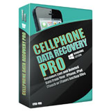 CDR100 CellPhoneData Recovery Pro dla iPhone (Windows)
