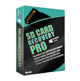CDR400 SD Card Recovery Pro