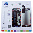 Magnetic screw mat iPhone 5c