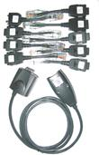 Samsung 8-in-1 Data cable set