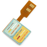 Adapter Mini Dual Sim for Alcatel OT500 OT700 OT701